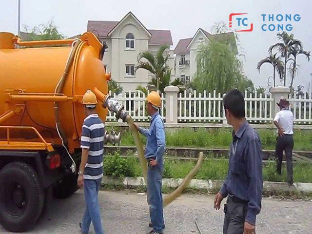Giới thiệu dịch vụ rút hầm cầu Quận Bình Thạnh