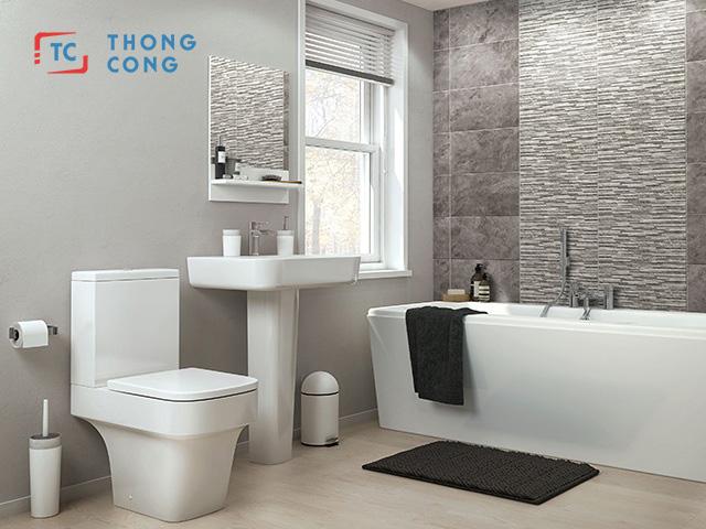 Công ty Minh Trâm nhận bảo dưỡng và lắp đặt mới các thiết bị vệ sinh