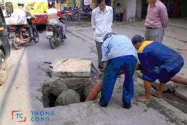 Sử dụng dịch vụ thông cống nghẹt uy tín của Minh Trâm