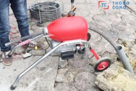 Công ty vệ sinh Minh Trâm cung cấp dịch vụ thông tắc cống với giả cả hợp lý