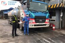 Quy trình rút hầm cầu chuyên nghiệp tại Minh Trâm
